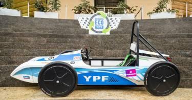 ypf promueve la movilidad electrica junto al desafio eco