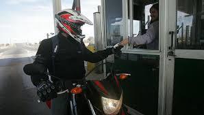 buscan que haya menos motos sobre la autopista