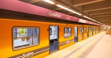 Subte-E-catalinas