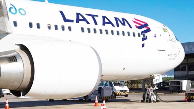 LATAM-avion-brasilero