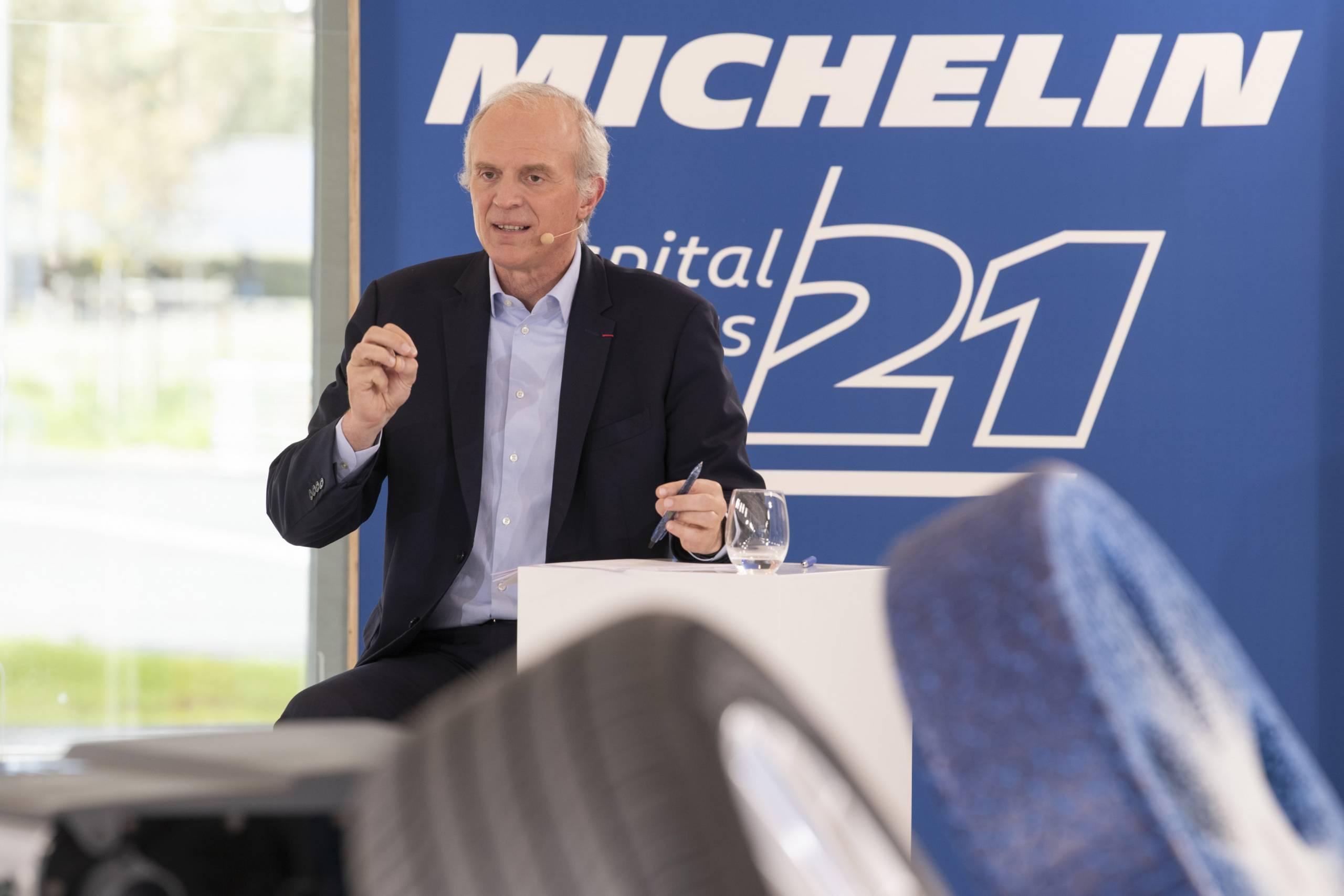 MICHELIN-Florent-Menegaux-CEO-del-Grupo-Michelin